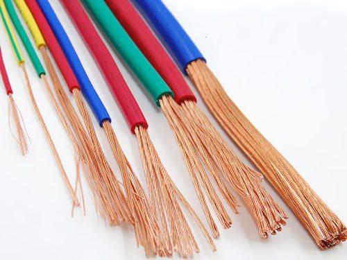 常用de装修固定布电线BVR电线