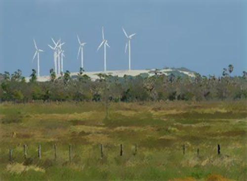 巴西巴拉那为200兆瓦feng电场提供chu步xu可证